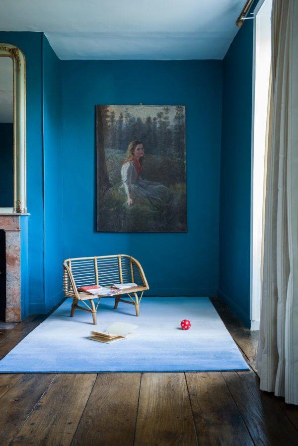 Tapis / Rug Aurore by Pinton in situ