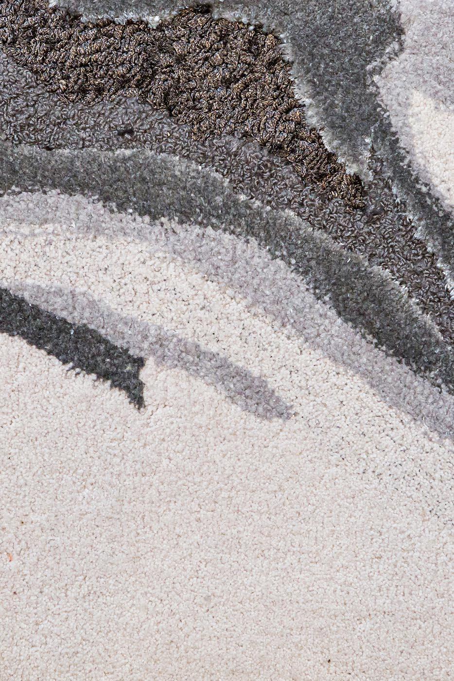Tapis sur-mesure Calacata by Ulrika Liljedahl