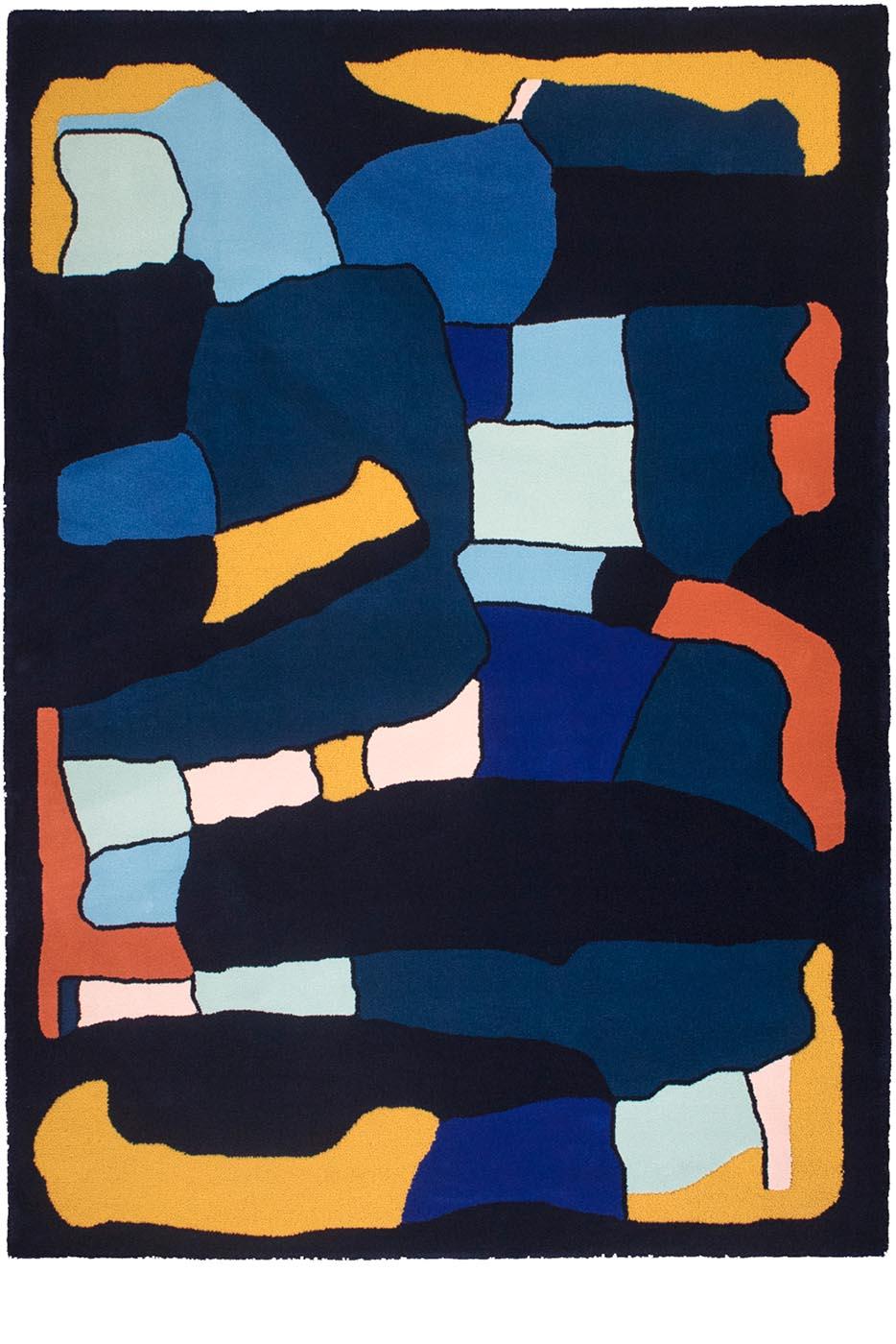 Tapis / Rug Dancing Sky by Anna-Paola Civardi