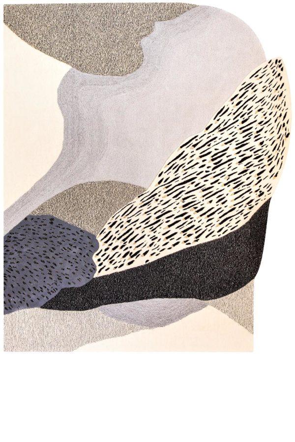 Tapis / Rug Effusion by Alix Waline