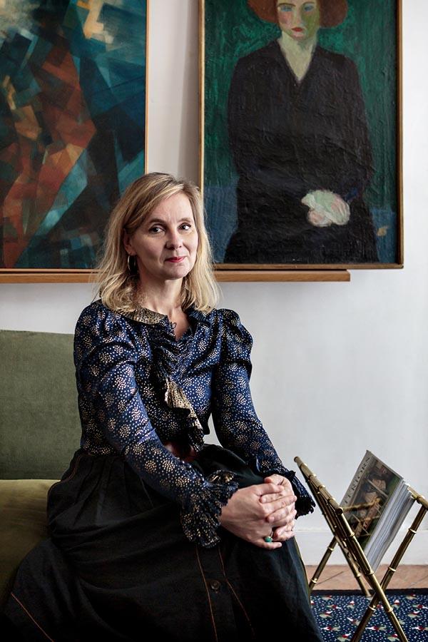 Joséphine Pinton by Hervé Goluza