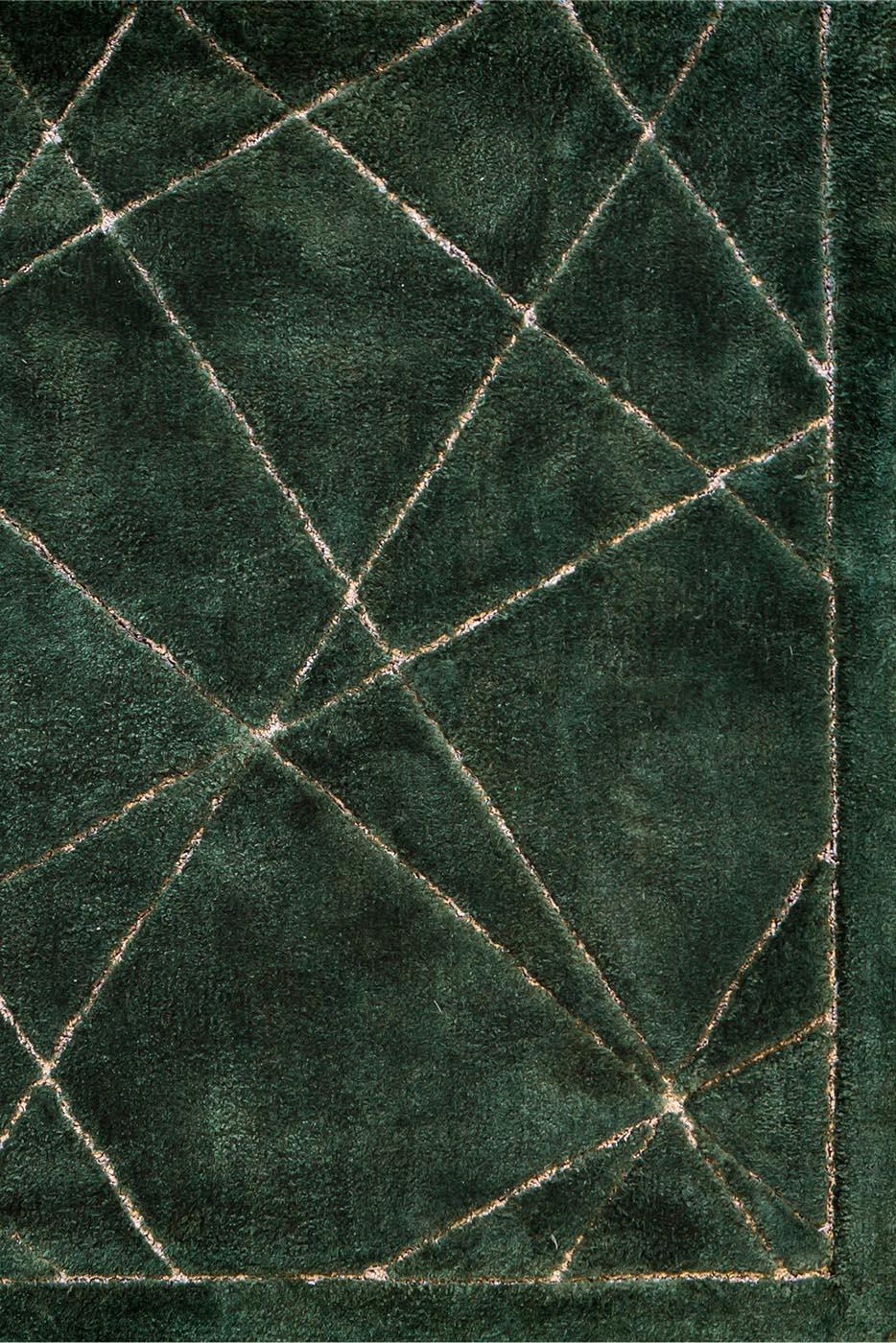 Tapis sur-mesure Magellan by Nicolas Aubagnac