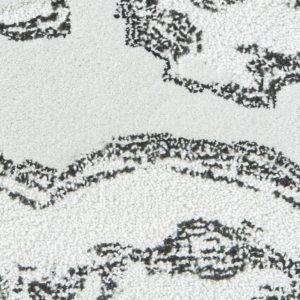 Tapis sur-mesure Nuage by Pinton