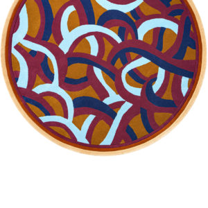 Tapis / Rug Opulence grand morceau by Victor Cadene