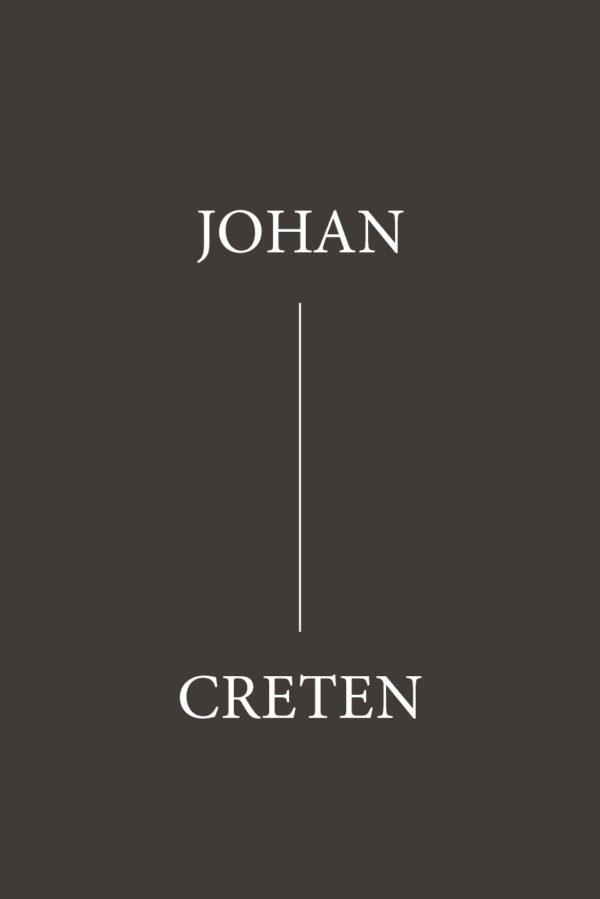 Artiste Pinton Johan Creten