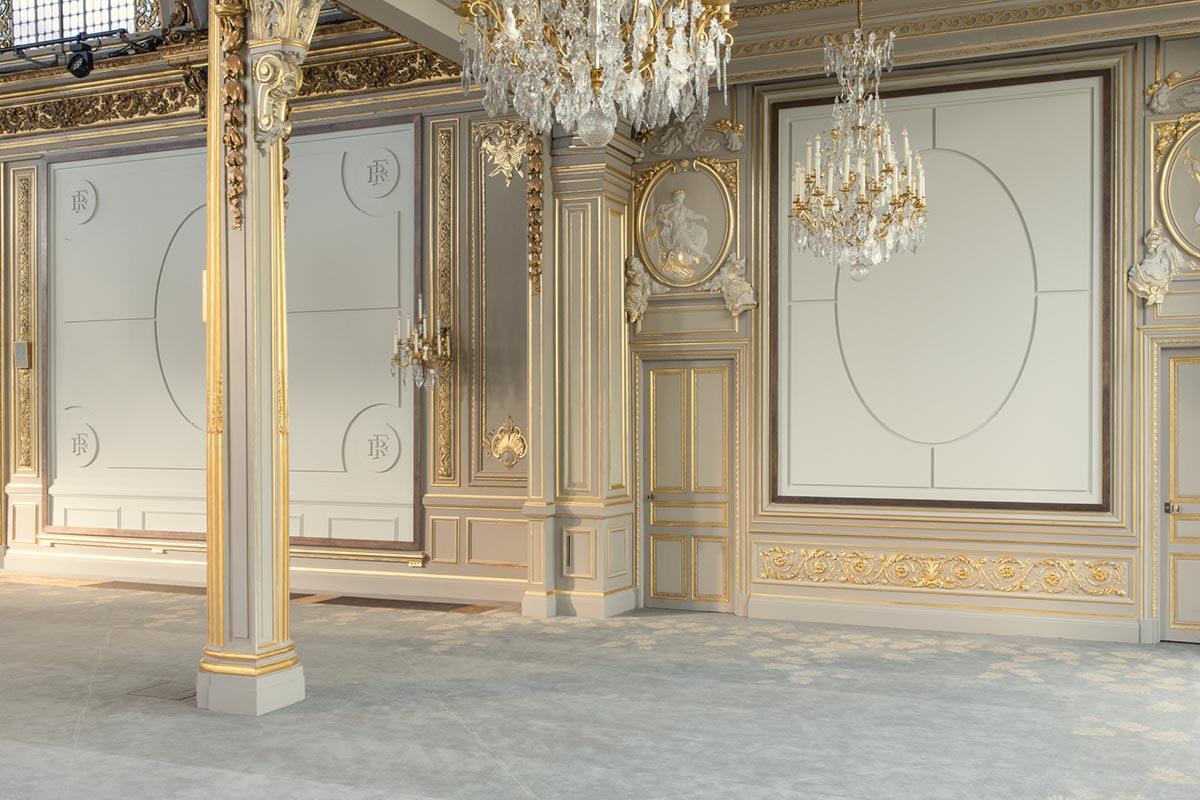 La Salle des fêtes - Élysée