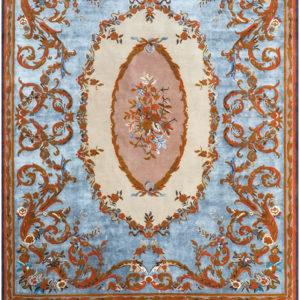 Tapis / Rug Style Louis XVI by Pinton
