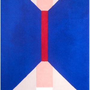 Tapis / Rug Suprematisme by Aurelia Paoli
