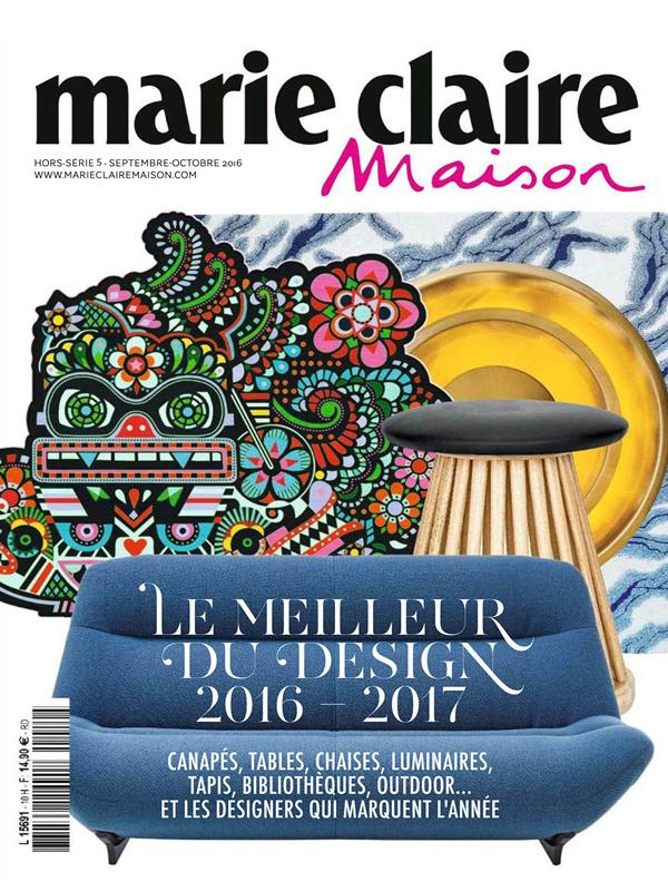 Marie-Claire Maison - Septembre/octobre 2016