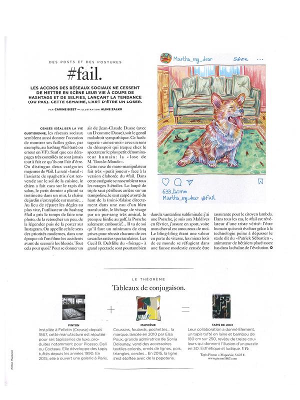M le magazine - Juillet 2017