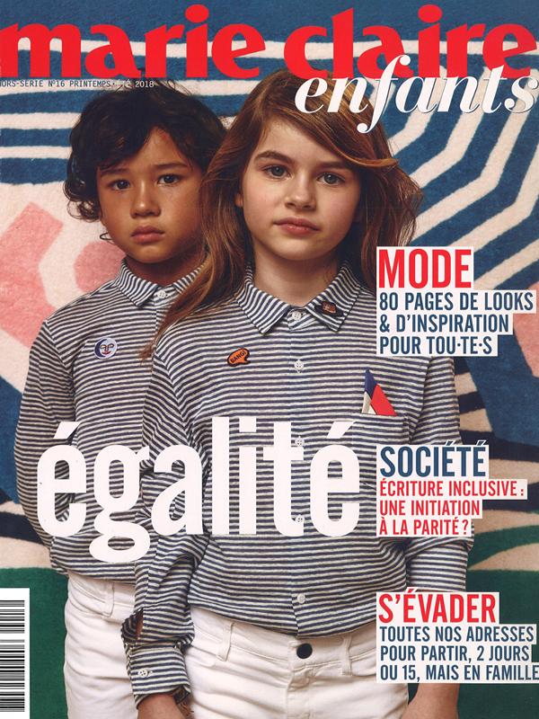 Marie-Claire Enfants - HS - Printemps 2018