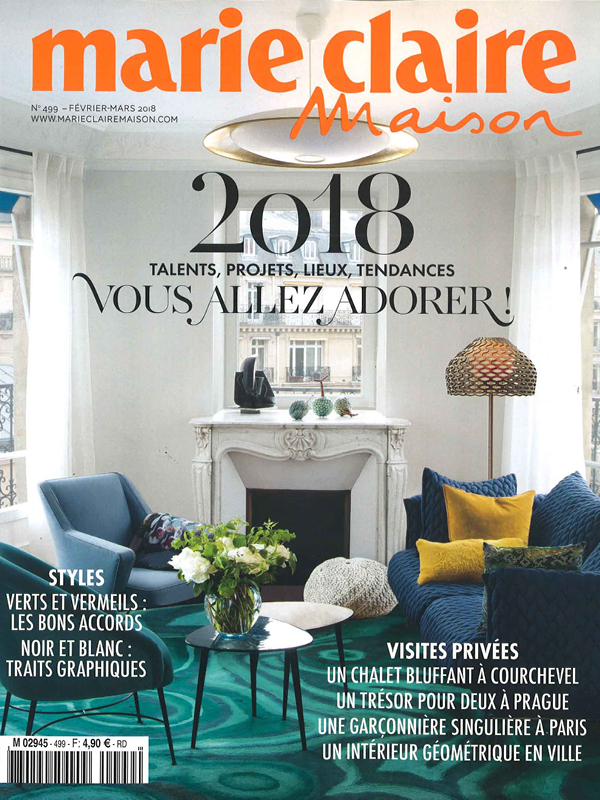 Marie-Claire Maison - Février/Mars 2018