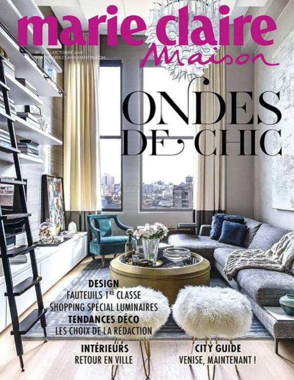 Marie-Claire Maison - Octobre 2016