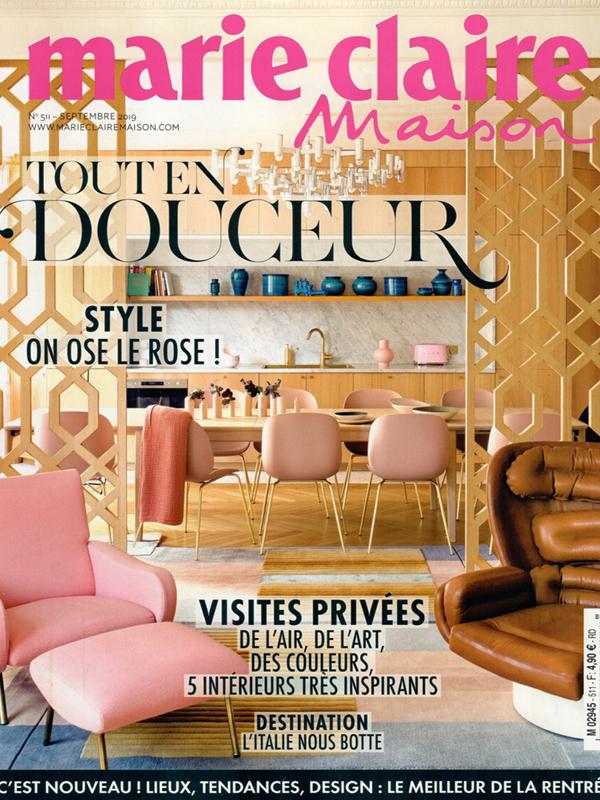 Marie-Claire Maison - Mai/Juin 2019