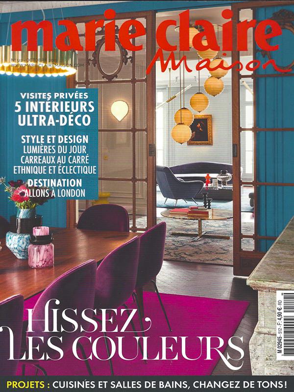 Marie-Claire Maison - Octobre 2019