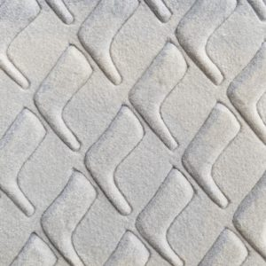 Carpet - Moquette The Ice by Pinton