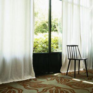 Carpet - Moquette Iznik by Nicolas Aubagnac