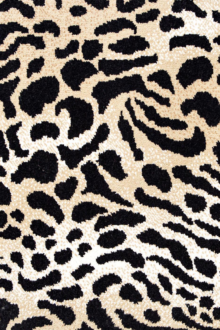 Carpet - Moquette Leopard by Pinton